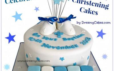 Hosting a Christening Celebration + Ideas for Christening Cakes
