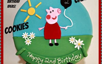 Cakes Brisbane Kids Love – Peppa Pig!
