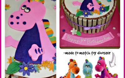 Dinosaur Cakes – 5 easy ideas for your next Dinosaur Party!
