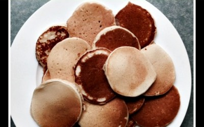 Cheap Party Food Ideas – Recipe for Pikelets (SUPER EASY)