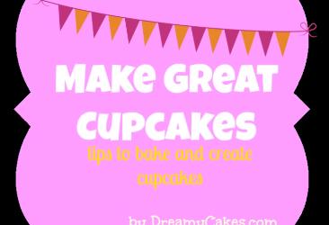 Cupcake Baking Tips – watch this video!