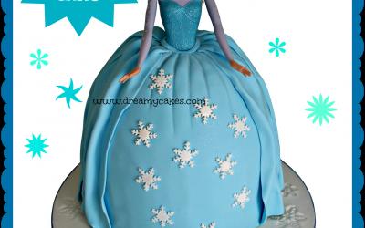 Frozen-doll-cake-2