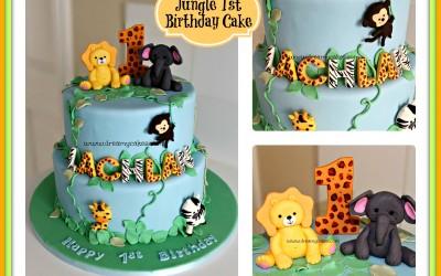 Jungle_theme_cake