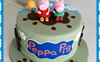 Peppa_and_george_cake
