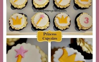 Princess-Cupcakes