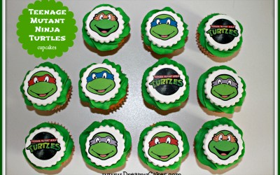 TMNT-cupcakes