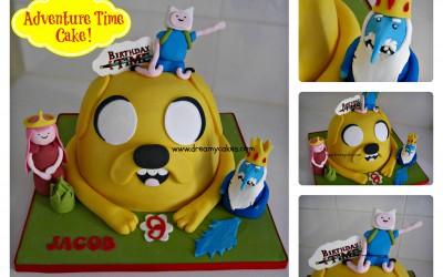 adventure-time-cake