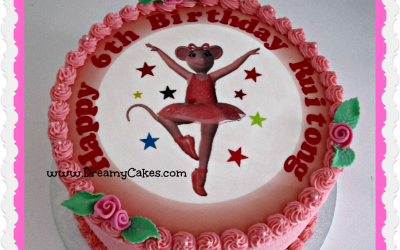 angelina_ballerina_cake
