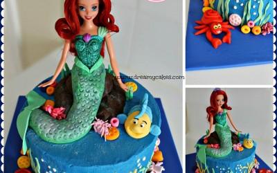 ariel-cake