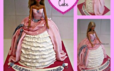 barbie-doll-cake