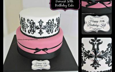damask_birthday_cake