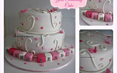 girls_christening_cake