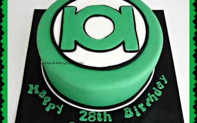 green_lantern_cake