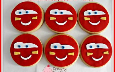 lightning-mcqueen-cookies