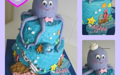 octopus-girl-cake