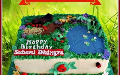 reptile-cake