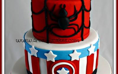 superhero-cake-2-tier