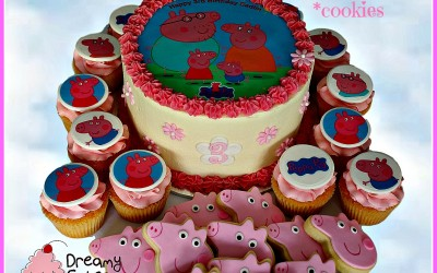 Peppa Pig party pack