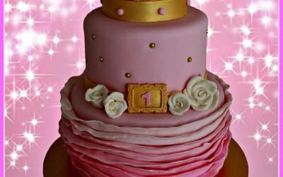 Princess Crown Cake