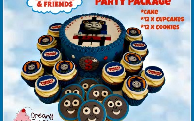 Thomas party package