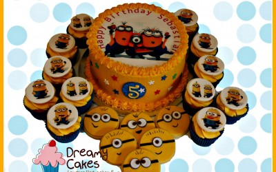 minions party package